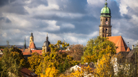 Amberg stadt sommer page